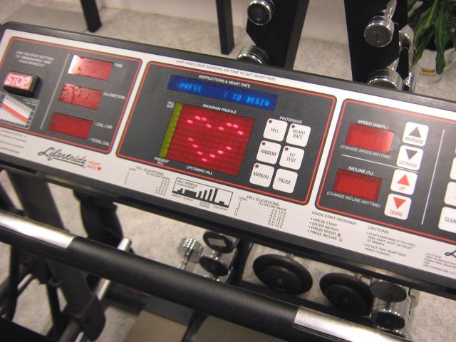 Lifefitness kredsløbsmaskiner